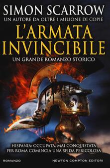 L' armata invincibile - Simon Scarrow - copertina