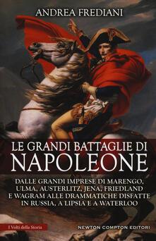Premioquesti.it Le grandi battaglie di Napoleone Image