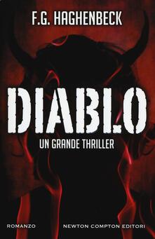 Diablo - F. G. Haghenbeck - copertina