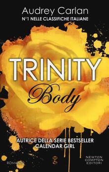 Body. Trinity - Audrey Carlan - copertina