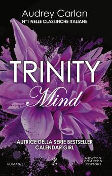 Mind. Trinity - Audrey Carlan - copertina