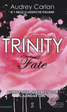 Fate. Trinity - Audrey Carlan - copertina