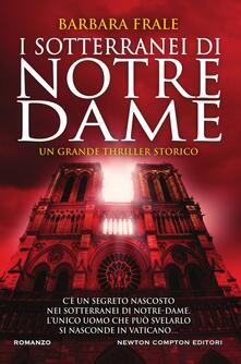 I sotterranei di Notre-Dame - Barbara Frale - ebook