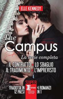Osteriacasadimare.it The campus. La serie completa: Il contratto- Lo sbaglio-Il tradimento-L'imprevisto Image