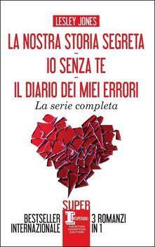 Voluntariadobaleares2014.es La nostra storia segreta-Io senza te-Il diario miei errori Image