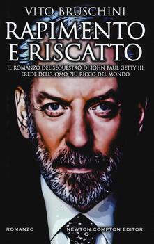 Rapimento e riscatto - Vito Bruschini - copertina