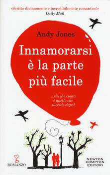 Innamorarsi è la parte più facile - Andy Jones - copertina