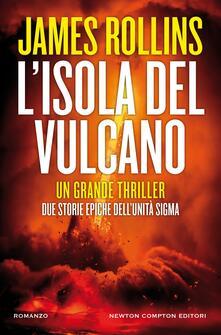 L' isola del vulcano - James Rollins - ebook