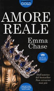 Amore reale. Royal series - Emma Chase - copertina