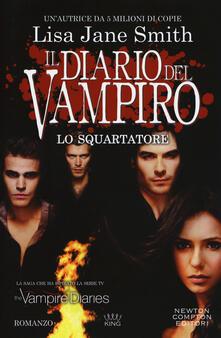 Radiospeed.it Lo squartatore. Il diario del vampiro Image