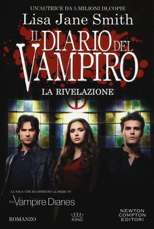 La rivelazione. Il diario del vampiro