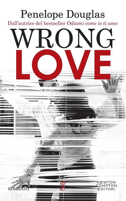 Wrong love - Penelope Douglas - copertina