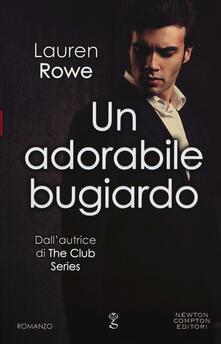 Un adorabile bugiardo - Lauren Rowe - copertina