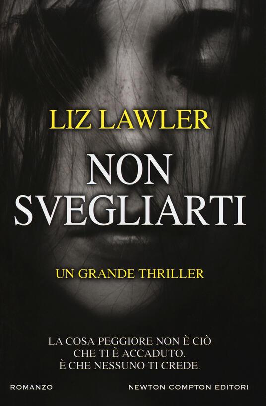 Non svegliarti - Liz Lawler - copertina