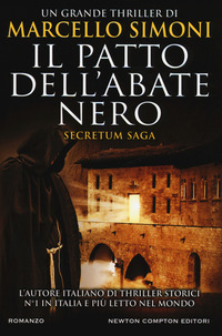 Il Il patto dell'abate nero. Secretum saga - Simoni Marcello - wuz.it