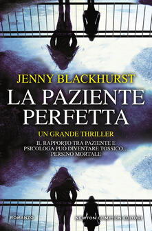 La paziente perfetta - Sofia Buccaro,Mara Gramendola,Jenny Blackhurst - ebook