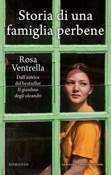 Storia di una famiglia perbene - Rosa Ventrella - ebook