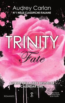 Fate. Trinity - Audrey Carlan,Cecilia Pirovano - ebook