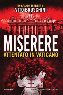 Miserere. Attentato in Vaticano - Vito Bruschini - ebook