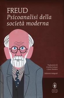 Voluntariadobaleares2014.es Psicoanalisi della società moderna. Ediz. integrale Image