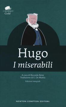 I miserabili. Ediz. integrale - Victor Hugo - copertina