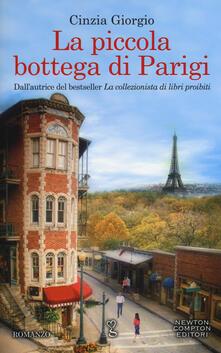 La piccola bottega di Parigi - Cinzia Giorgio - copertina