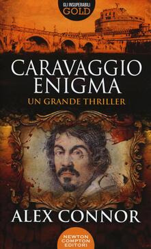 Caravaggio enigma - Alex Connor - copertina
