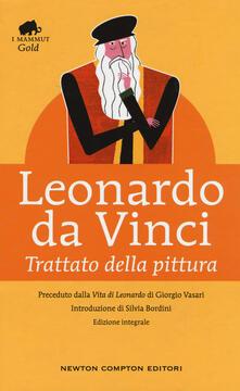 Trattato della pittura. Ediz. integrale - Leonardo da Vinci - copertina