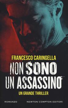 Non sono un assassino - Francesco Caringella - copertina