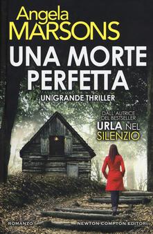 Una morte perfetta - Angela Marsons - copertina