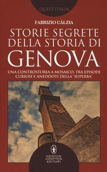 Steamcon.it Storie segrete della storia di Genova. Una controstoria a mosaico, tra episodi curiosi e aneddoti della «Superba» Image