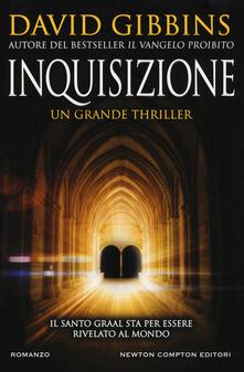 Inquisizione - David Gibbins - copertina