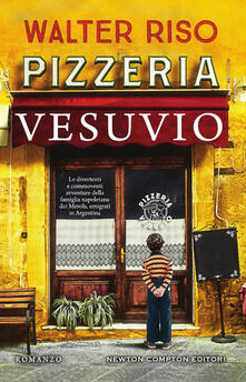 Pizzeria Vesuvio - Walter Riso - copertina