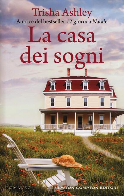 La casa dei sogni - Trisha Ashley - copertina
