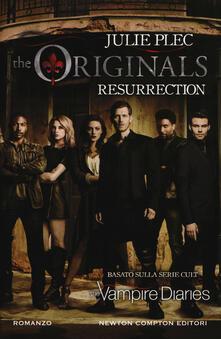 Resurrection. The originals - Julie Plec - copertina