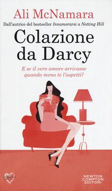 Colazione da Darcy - Ali McNamara - copertina