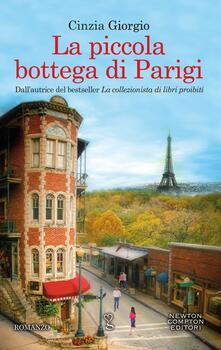 La piccola bottega di Parigi - Cinzia Giorgio - ebook