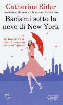 Warholgenova.it Baciami sotto la neve di New York Image