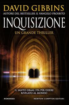 Inquisizione - David Gibbins,Stefano Michetti,Marzio Petrolo - ebook