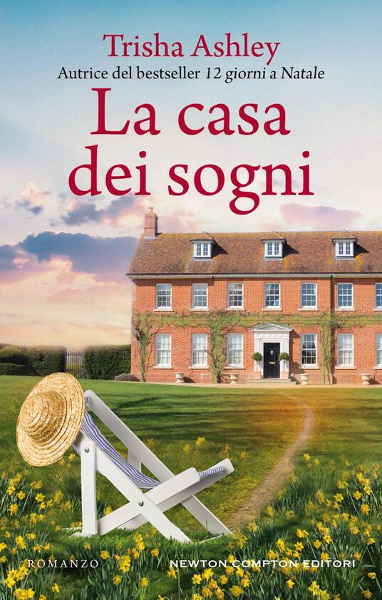 La casa dei sogni - Trisha Ashley,Anna Ricci - ebook