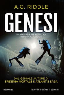 Genesi - A. G. Riddle,Francesca Noto - ebook