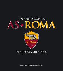 Winniearcher.com Un anno con la AS Roma. Yearbook 2017-2018 Image