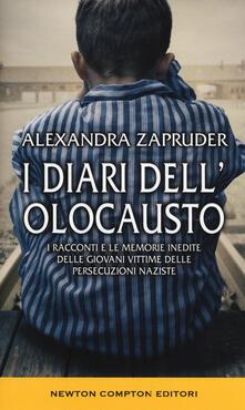 Equilibrifestival.it I diari dell'olocausto. I racconti e le memorie inedite delle giovani vittime delle persecuzioni naziste Image