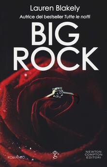 Big rock - Lauren Blakely - copertina
