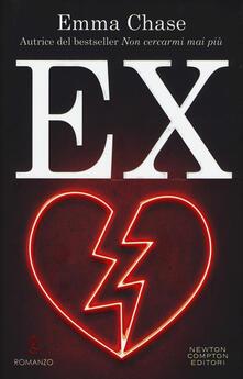 Ex - Emma Chase - copertina