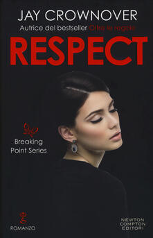 Respect. Breaking point series - Jay Crownover - copertina
