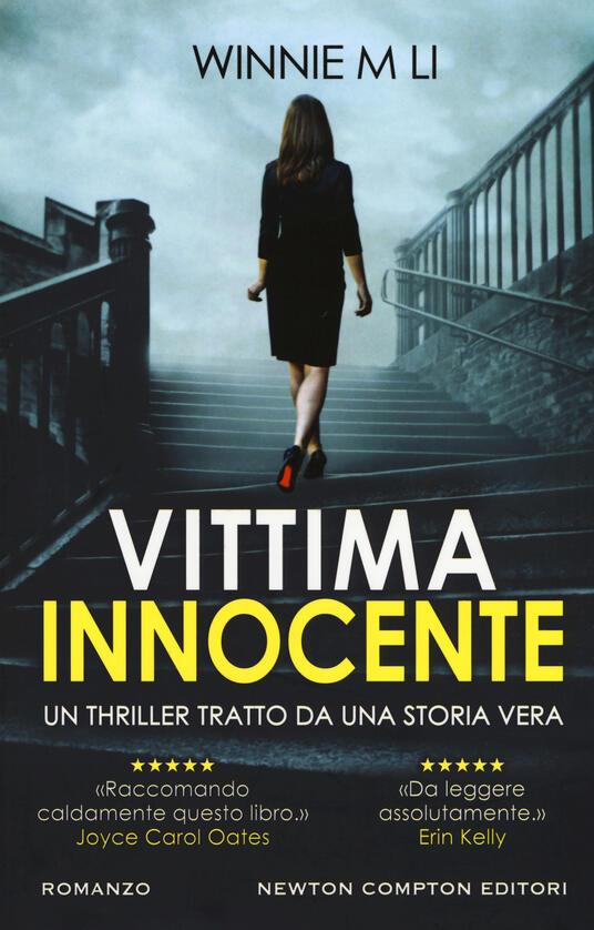 Vittima innocente - Winnie M. Li - copertina