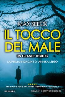 Il tocco del male - Max Seeck - copertina