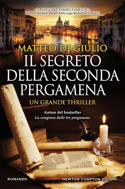 Il segreto della seconda pergamena - Matteo Di Giulio - ebook