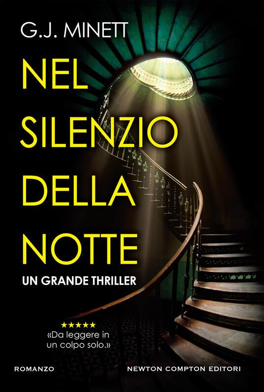 Nel silenzio della notte - Emanuela Alfieri,G.J. Minett - ebook